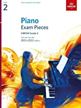 Scaricare Libri Piano Exam Pieces 2021 & 2022, ABRSM Grade 2: Selected from the 2021 & 2022 syllabus PDF