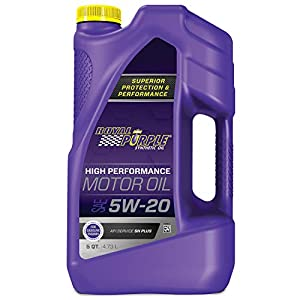 Royal Purple High Performance Synthetic
