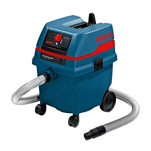Bosch Professional Nass-/Trockensauger GAS 25 L SFC (25 L Behältervolumen, Staubklasse L, im Karton)