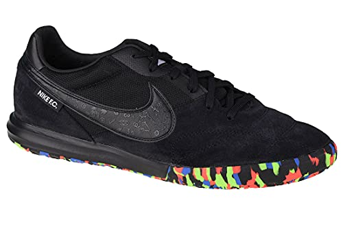 Nike AV3153-090_43, Allenatori per Football Indoor Uomo, Nero, EU