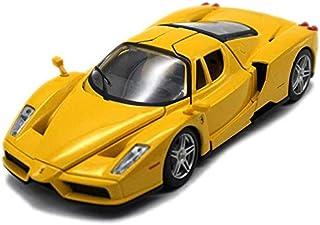 Ferrari FXX enzo amarillo 1//43 mattel Hot Wheels maqueta de coche modelo coche