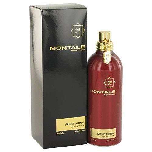 Montale Aoud Shiny by Montale Eau De Parfum Spray 3.3 oz / 100 ml (Women)