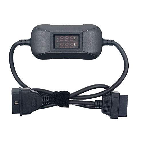 RETYLY Adaptador de 12V una 24V Carcare Launch Cable Adaptador de CamióN de Alta Resistencia para Easydiag2.0/3.0 Convertidor de CamióN