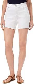 Style&Co Frayed-Hem Denim Shorts