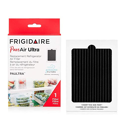 """Frigidaire PAULTRA Pure Air Ultra Refrigerator Air Filter with Carbon Technology to Absorb Food Odors, 6.5"""" x 4.75"""""""