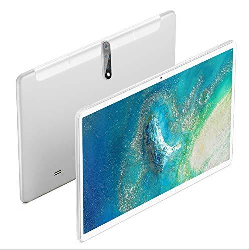 CYY Tableta Android 6.0 de 10.1 Pulgadas con 4000mAh Batería,Octa-Core,1GB RAM + 16GB ROM,Pantalla HD IPS 1980x800,Cámara Dual 0.3MP + 2MP,WiFi Bluetooth GPS