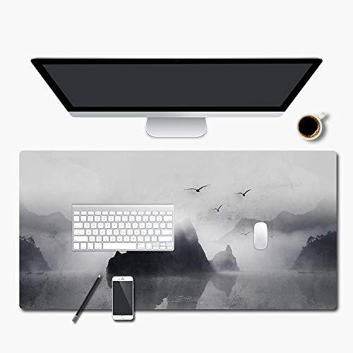 Spiel Mauspad Tinte Wind Student Arbeit Schreibblock China Wind große Mauspad Schreibtisch Pad wasserdicht Tischset Foto Requisiten
