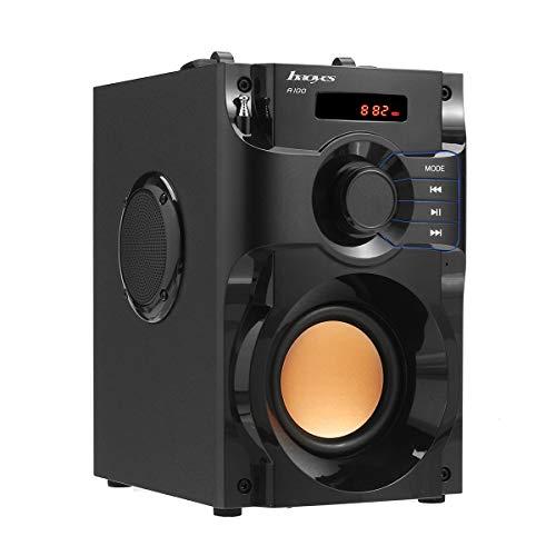 JenNiFer Subwoofer Heavy Bass draadloze grote luidspreker Boombox Sound Box ondersteuning Fm Tf Aux