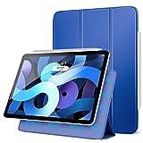 MoKo Magnetische Smart Folio Hülle Kompatibel mit iPad Air 4. Generation 2020 Neu iPad 10.9 Zoll2020/iPad Pro 11