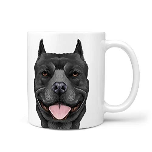 Bekend 11 OZ Hond Dier Koffie Bekers met Handvat Glad Keramisch Retro Stijl Mok - Halloween, Pak voor Kinderen gebruik