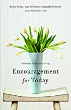 Best encouragement for today: devotions for everyday living Reviews