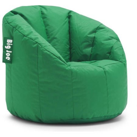 Big Joe Milano Bean Bag Chair Multiple Colors, Provides Ultimate Comfort, Great for Any Room (Elf...