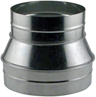 Ideal-Air 736315 Duct Reducer, 12-8