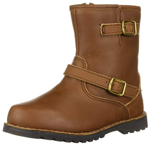 UGG Baby T Harwell Motorcycle Boot, Stt, 6 M US Toddler