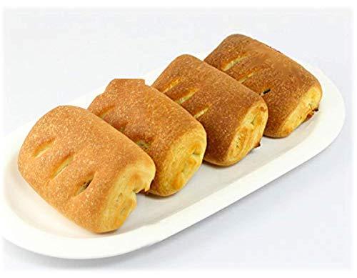低糖質 お菓子 デニッシュチョコあんぱん(1袋16個入り) 糖質オフ 糖質制限 低糖パン 低糖質パン 糖質 食品 糖質カット 健康食品