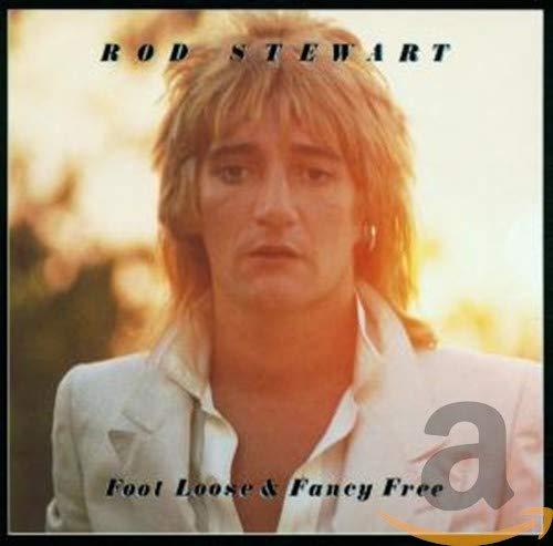 Stewart,Rod: Foot Loose & Fancy Free (Audio CD (Remastered))