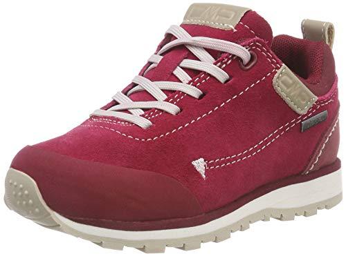 CMP Elettra Low, Chaussures de Randonnée Basses Garçon Mixte Enfant, Rouge (Granita C829), 29 EU