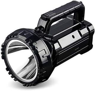 EzLife EL-DP-7045B Portable Rechargeable High Brightness LED Torch Light (Black)