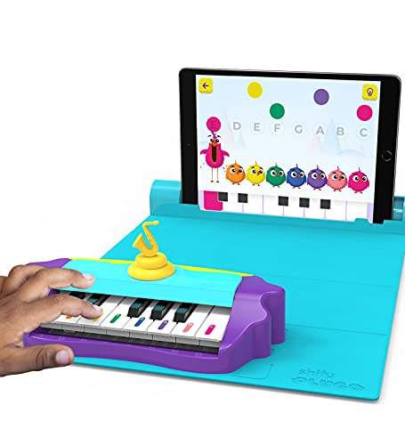 Product Image of the Plugo Tunes by PlayShifu - Piano Learning Kit Musical STEAM Toy for Ages 5-10 -...