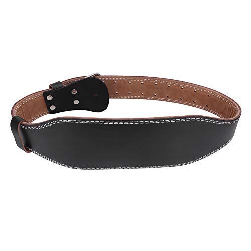 Weiyiroty Cinturón de Cintura de Gimnasio de Amplia aplicación, Cinturones de Gimnasio de Levantamiento de Pesas, para Equipos de Fitness