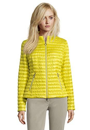 Betty Barclay Damen 7021/1026 Jacke, Gelb (Shiny Yellow 2259), (Herstellergröße: 44)