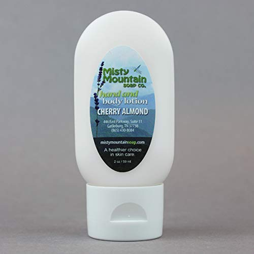 Cherry Almond Special price All items in the store for a limited time Hand and Body 2 oz. Lotion