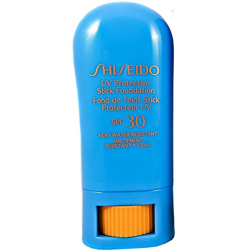 Shiseido Sun Protection UV Protective Stick Foundation SPF30 ochre fondotinta solare stick