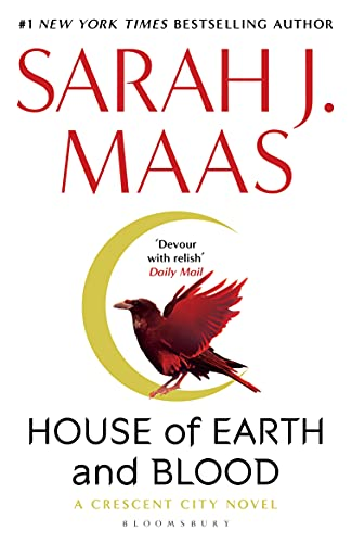 House of Earth and Blood: Winner of the Goodreads Choice Best Fantasy 2020 (Crescent City) (English Edition)