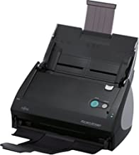 Fujitsu ScanSnap S500 Clr 18PPM/36IPM Dupl Scanner (Renewed)