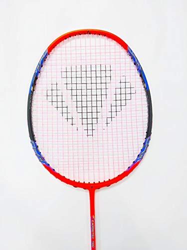 Carlton Carbotec 1100 Badminton Racket (Orangre)