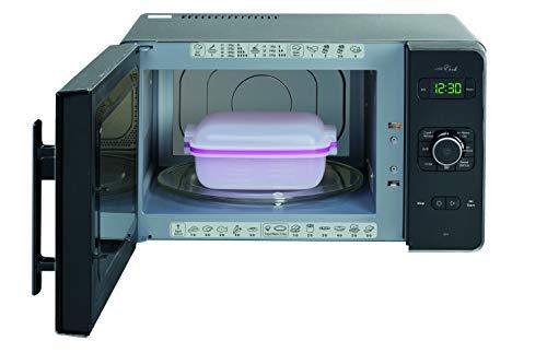 Whirlpool JC 216 SL - Microondas (220-240V, 50/60 Hz, 10A, 54.8 cm ...