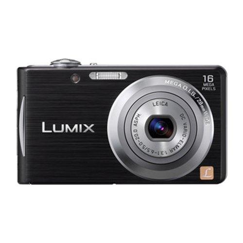 Panasonic Lumix DMC-FS18 digitale camera 16,1 megapixel zwart