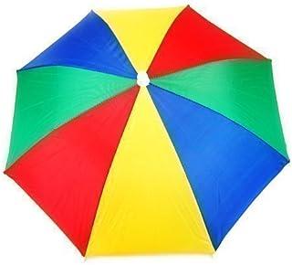 Amazon.es: paraguas de cabeza