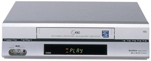 LG LV-3767 HiFi-Videorekorder