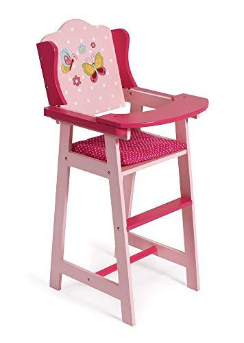 Bayer Chic 2000 501 90 Puppen-Hochstuhl, pink
