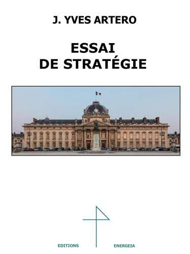 Essai de stratégie