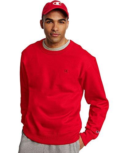 Champion Men's Powerblend Pullover Sweatshirt,