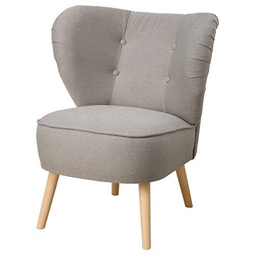 GUBBO Sessel 67x72x80 cm grau