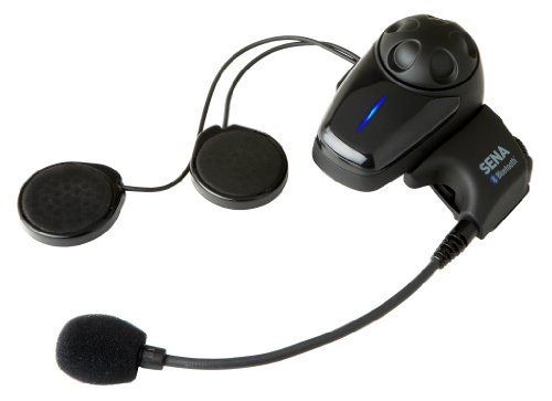 Sena SMH10-10 Motorcycle Bluetooth Headset /...