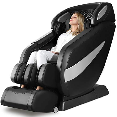 Massage Chair, Zero Gravity SL Track Massage Chair, Full...