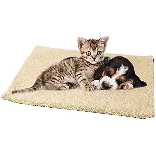 Manta Autocalentable para Perros y Gatos Nesloonp manta Cale