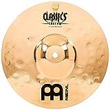 Meinl Cymbals CC10EMS-B Classics Custom Extreme Metal - Platillo Splash, 25.4 cm/10', acabado brillante