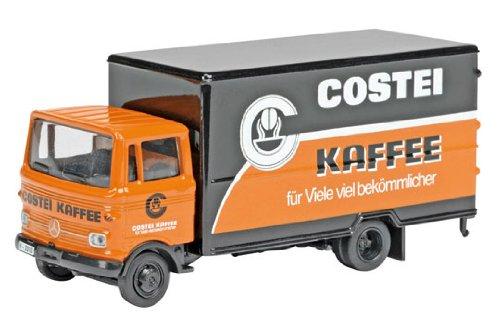 Schuco 452237400 - MB LP 608 Costei Kaffee, 1:87, Sammlermodell