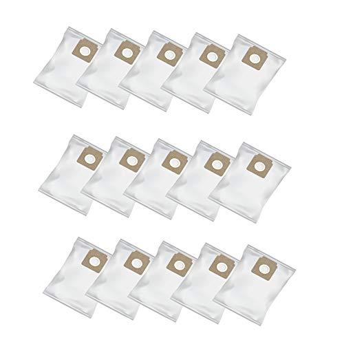 15 bolsas de fieltro para aspiradora K