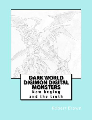 Dark World Digimon Digital Monsters