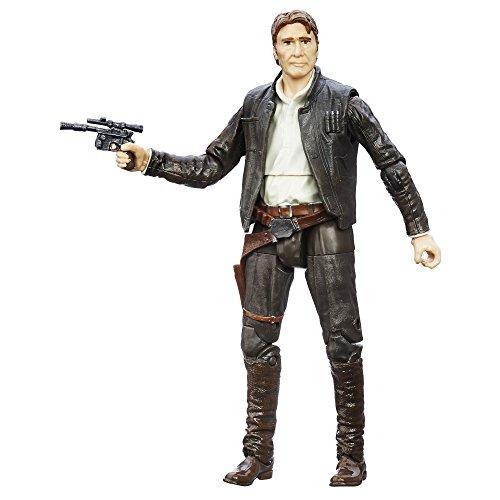 Star Wars: The Force Awakens Black Series Han Solo 15,2cm