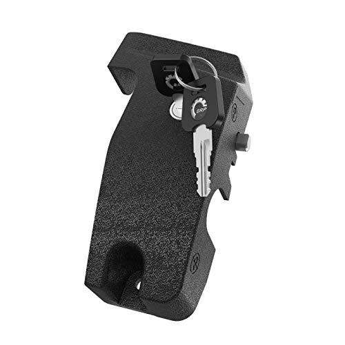 Can-Am Ryker Lockable handbrake lever - Black - 219401021