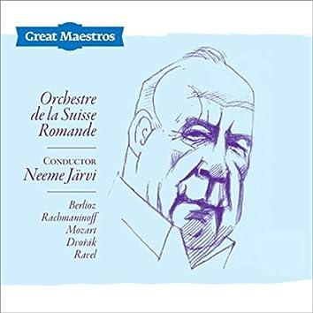 Great Maestros: OSR Neeme Järvi (Live)