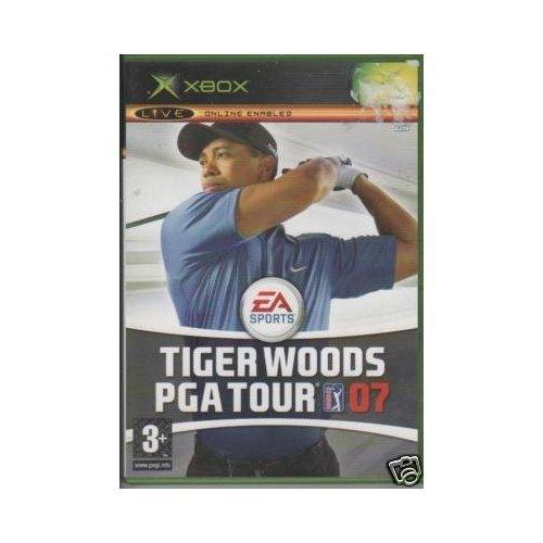 Tiger Woods PGA Tour 07 2007 Xbox Golf Game NEW
