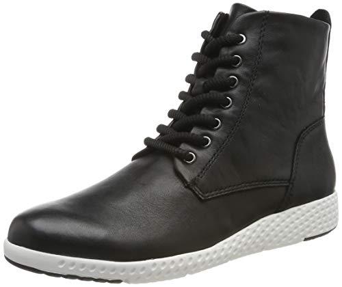 MARCO TOZZI Damen 2-2-25251-23 Hohe Sneaker, Schwarz (Black Antic 002), 39 EU